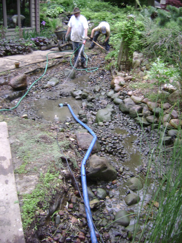 Pond Cleaning Service Lawton Oklahoma
